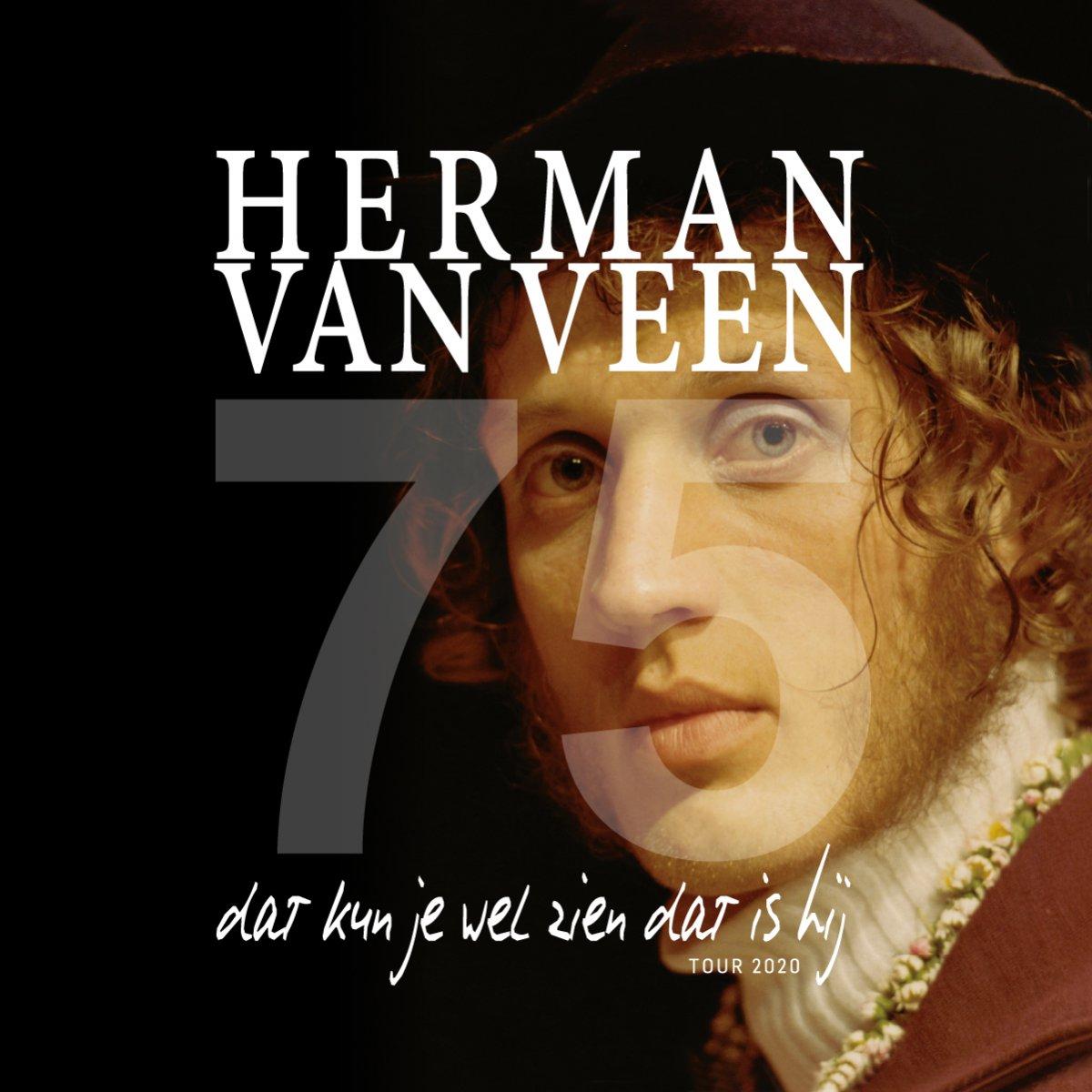 Herman Van Veen Tour 2021 Deutschland