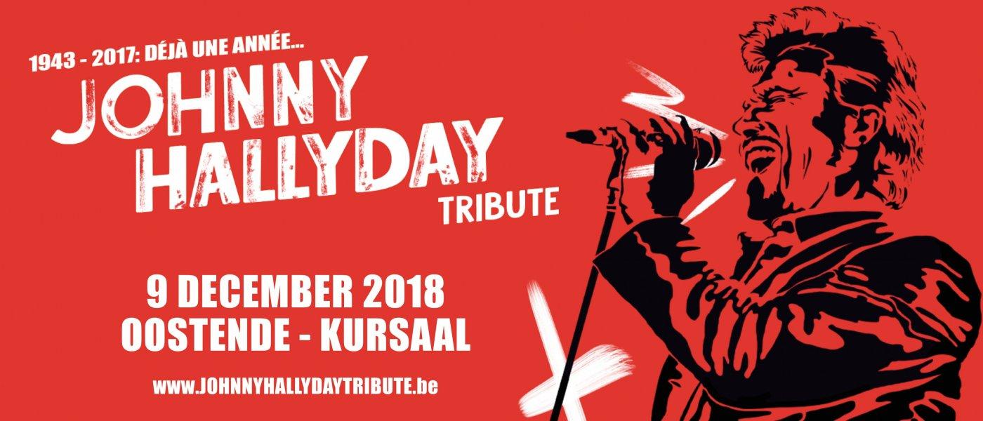 Johnny Halliday Tribute