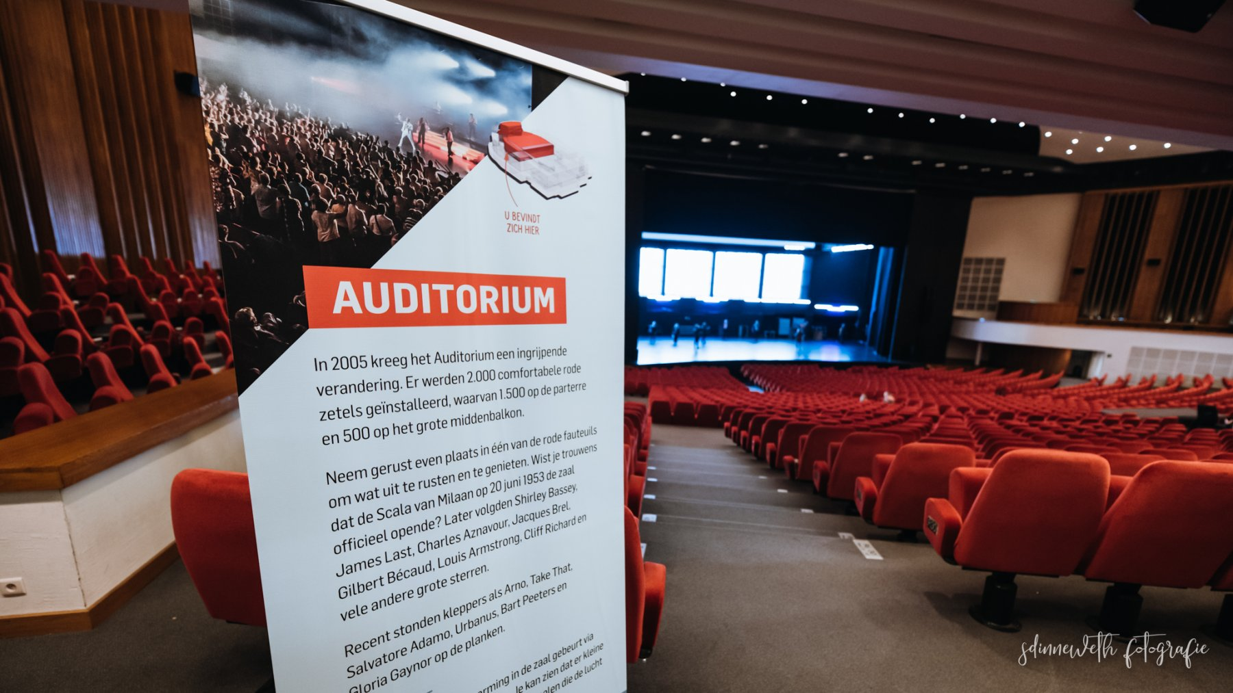 Auditorium Kursaal Oostende