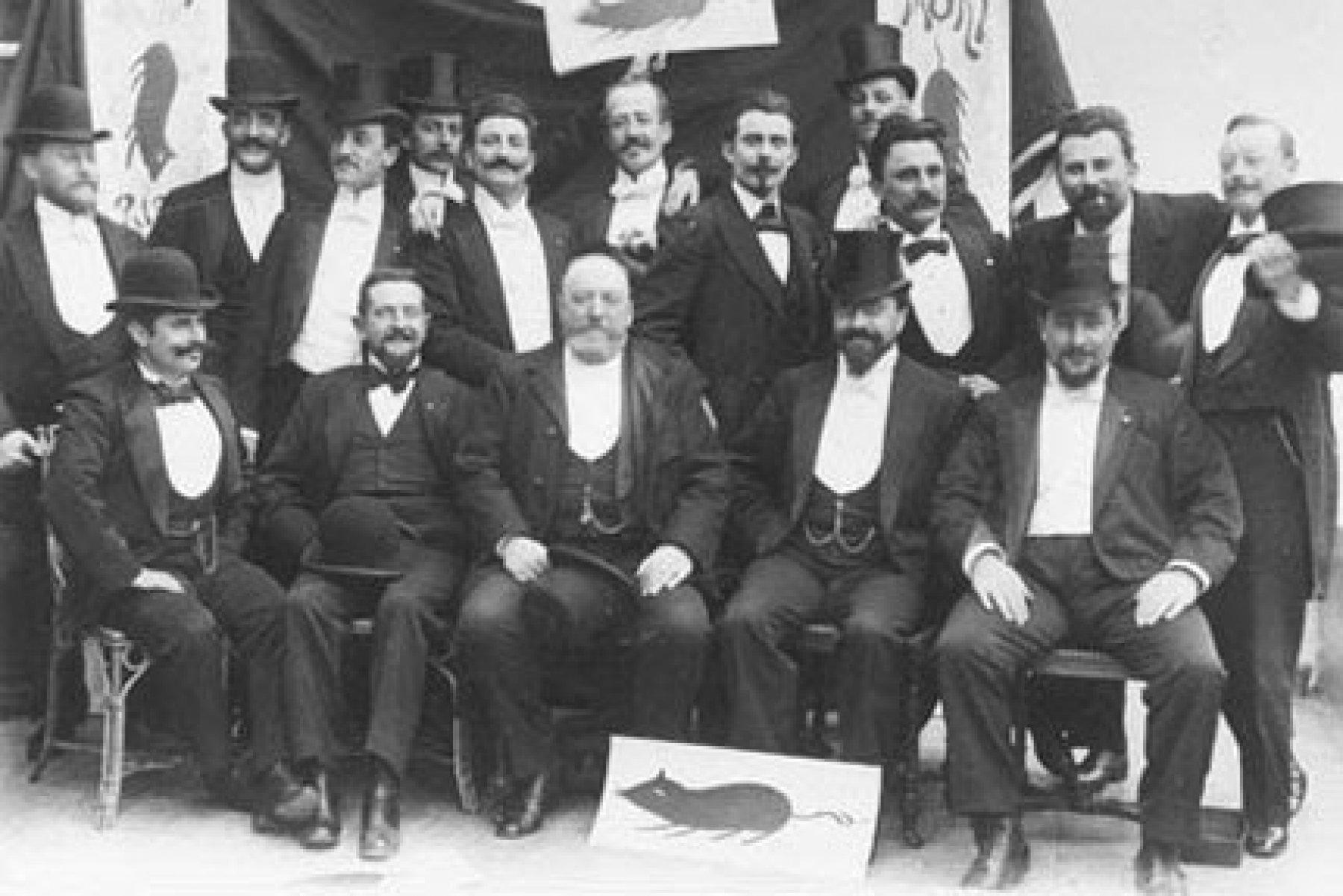 Compagnie du Rat Mort 1901