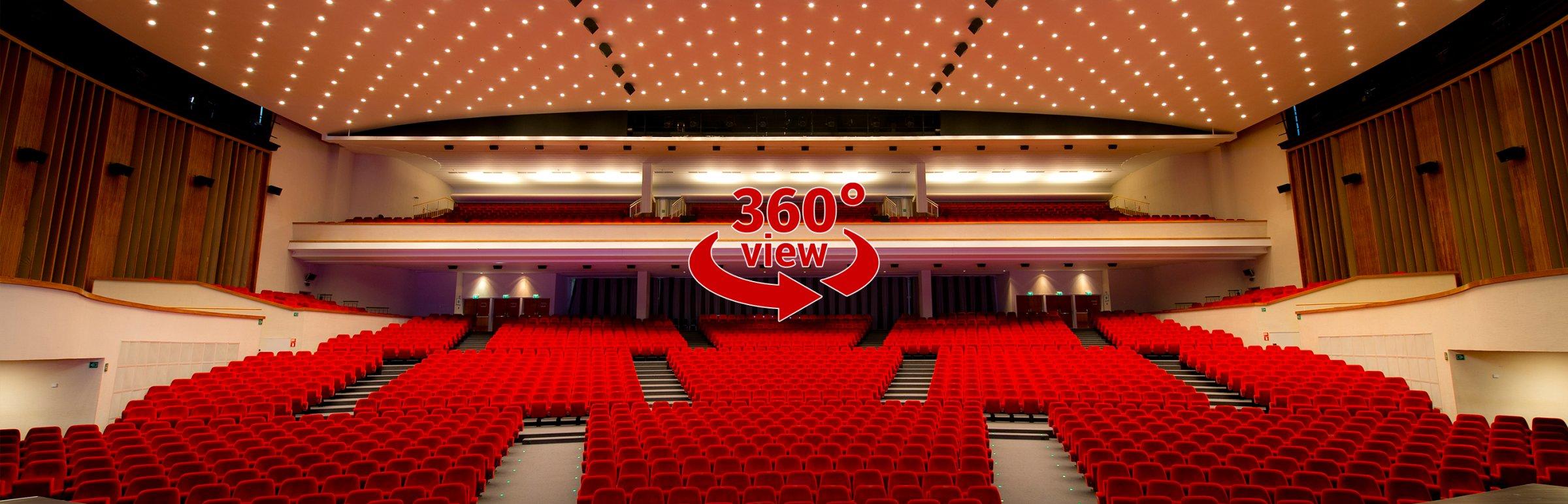 360 graden auditorium