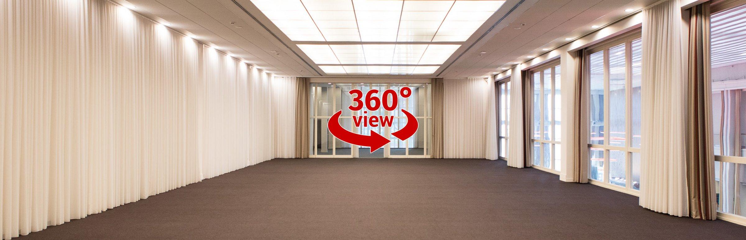 360 graden Ridderzaal