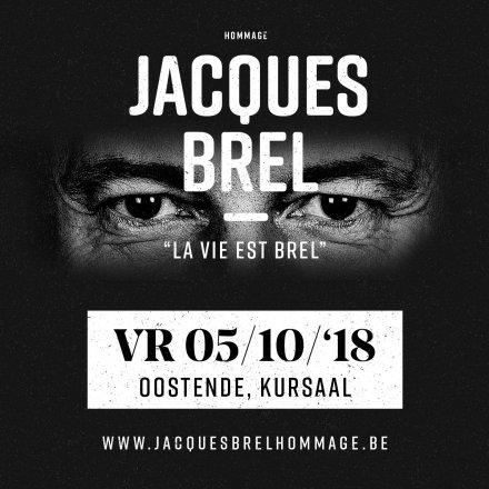 Jacques Brel Hommage