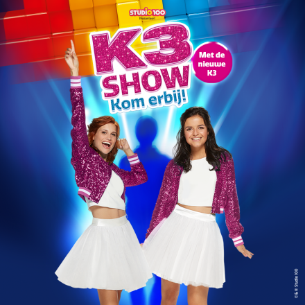 K3 Show - Kom Erbij