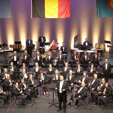 Royal Symphonic Band Of The Belgian Air Force